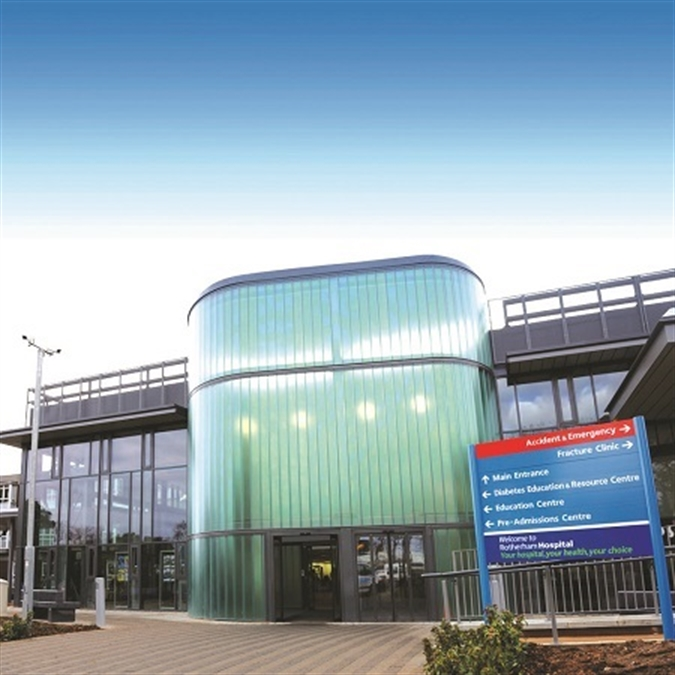 Rotherham Hospital plea after demand on urgent care centre soars