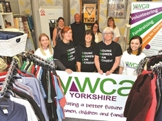 Shops join National Volunteers Week celebrations - and call for more helpers