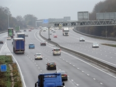 UPDATE: M1 southbound reopened but J34 northbound closed 'for some time'