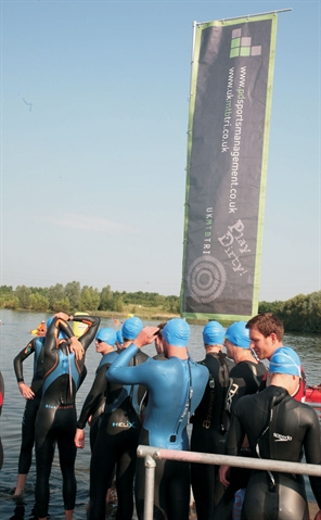 All set for Dearne Valley Triathlon and Quadrathlon