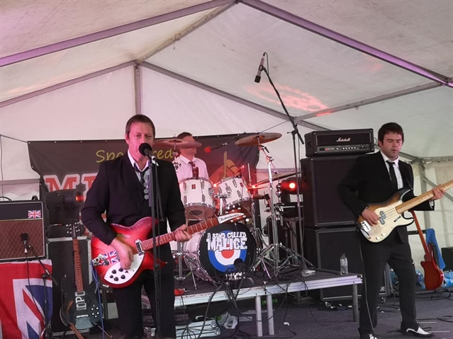 Mexborough rocks as crowds flock to music festival