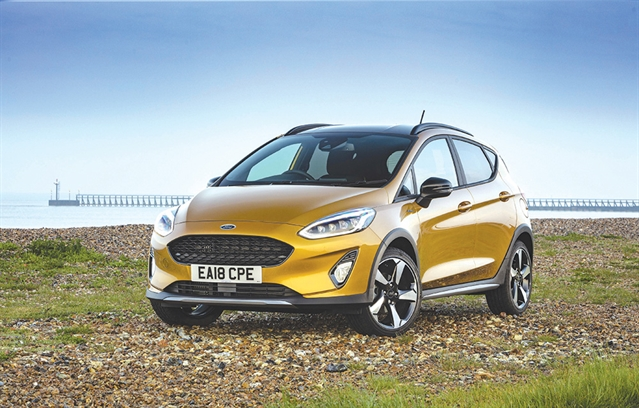 MOTORS REVIEW: Fiesta Active X