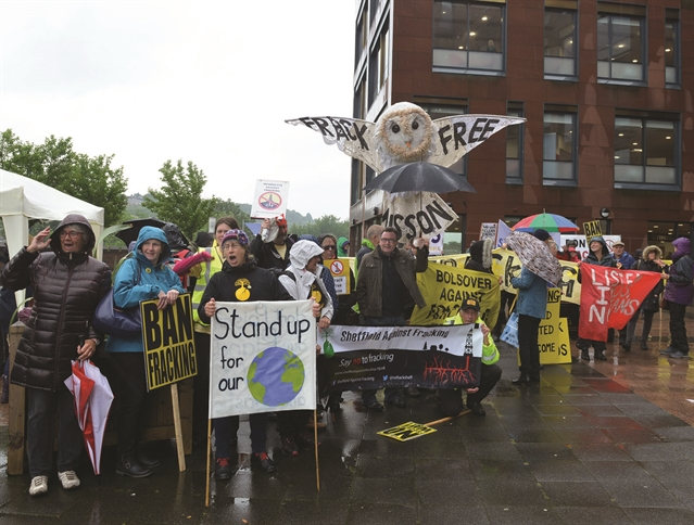 Inquiry Starts Into Fracking Firm Ineos Woodsetts Plans
