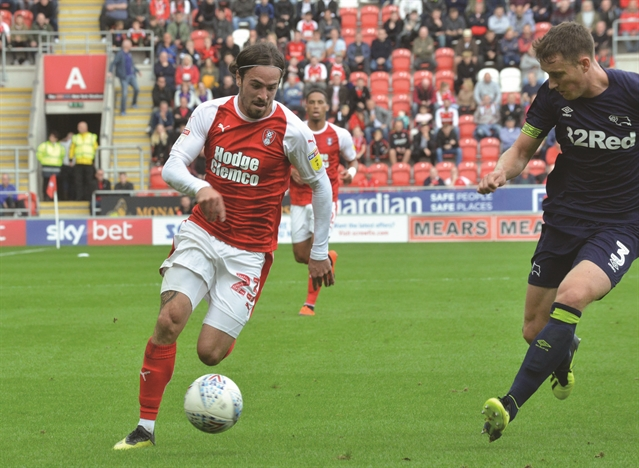 Ryan Williams, the relaxed Aussie who wasn't too laid-back to make a Rotherham United impact