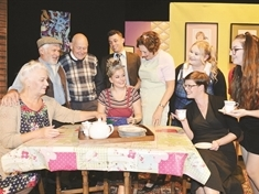 THEATRE REVIEW: Happy Families at Rotherham Civic