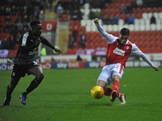 A pie, a penalty and pockets of perfection ... Farewell to Rotherham United winger Joe Newell