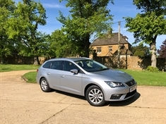 MOTORS REVIEW: Seat Leon ST SE 1-litre TSI