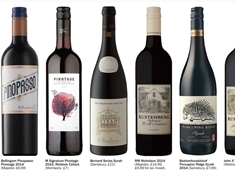 FOOD & DRINK: Divine wine of South Africa