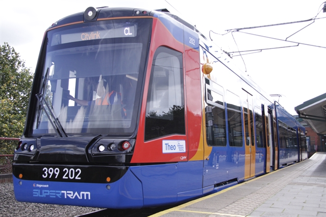 UPDATE: Tram Train services to Rotherham and Parkgate now up and running
