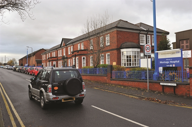 Mexborough Montagu Hospital ditches food supplier over