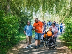 Sense to lead Rotherham walk to boost support for the disabled