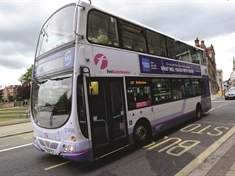 POLL: Should First bus drivers move their planned strike from Armed Forces Day?