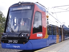 Tram Train to Rotherham and Parkgate suspended due to Network Rail issue
