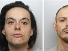 Pair jailed for 'sadistic' attack using scissors and belt