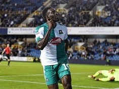 Rotherham United heavily linked with Plymouth striker Ladapo