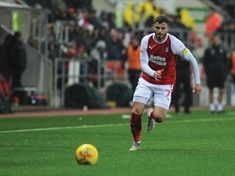 Anthony Forde becomes fourth winger to leave Rotherham United