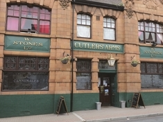 Cutler's Arms back in business tonight following cellar fire