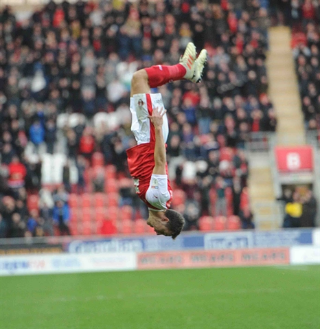 From Miller to Bluebell to Bluebird ... Farewell, Will Vaulks. Rotherham United will never see your like again