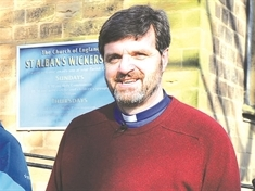 Vicar at centre of LGBT row steps down as school governor