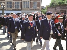 GALLERY: Rotherham's Armed Forces Day 2019