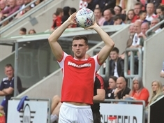 Rotherham United sell Ben Purrington to Charlton Athletic