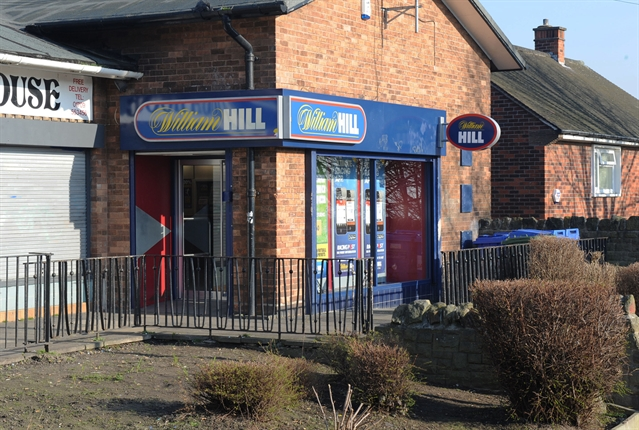 Jobs at risk at betting firm William Hill