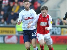 Matt Palmer leaves Rotherham United in Bradford City deal