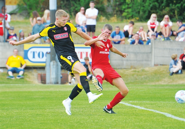 Parkgate aim to make most of special clash with Millers