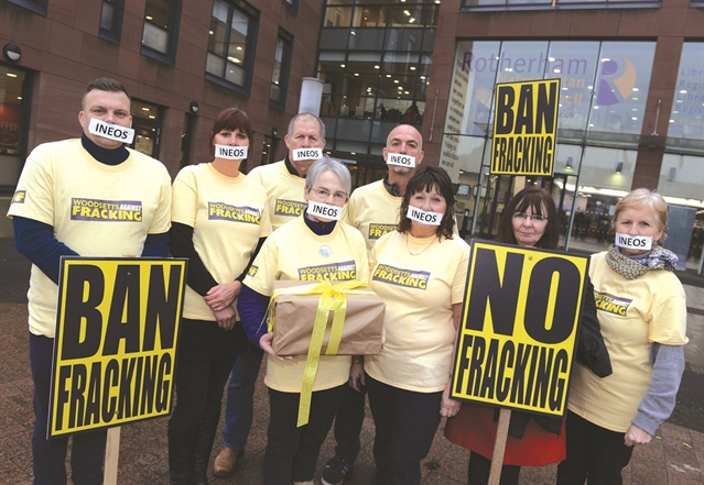 Campaigners Anger As Woodsetts Fracking Decision Goes To Secretary Of State