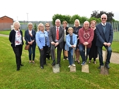 Work starts on Brinsworth's new £230,000 library after almost 20-year wait