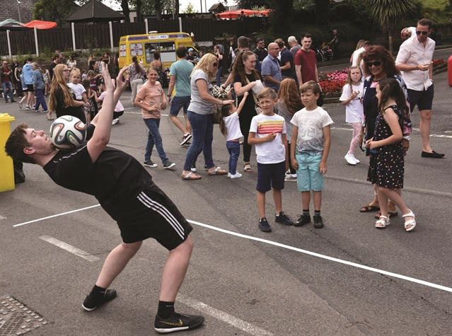 PHOTO GALLERY: Whiston Summer Festival