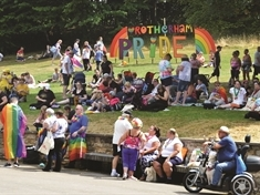 Rotherham Pride parade and Clifton Park fun part of tomorrow's celebrations