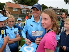 Yorkshire Diamonds cricketers heading to Whiston for meet-and-greet