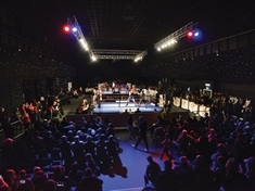 Full house expected for Magna boxing show