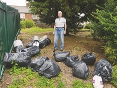 Fury over Thurcroft war memorial fly-tippers