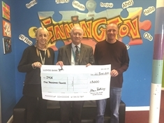 £5,000 windfall for 'first-class Dinnington youth centre