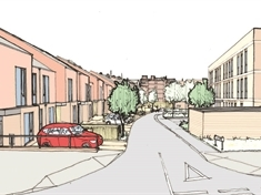 Plans submitted for 54 homes in Wellgate