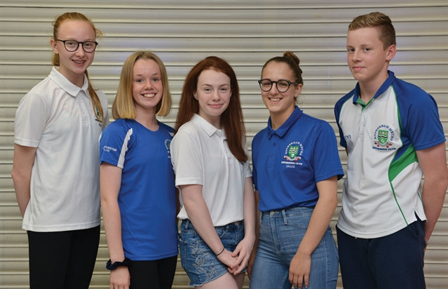 Rotherham Metro swimmers out in force for national championships