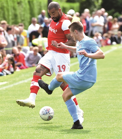 Kyle Vassell set to stay with Rotherham United