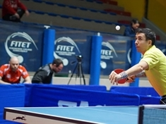 Rotherham-based Paralympic table tennis hopefuls in Tokyo test