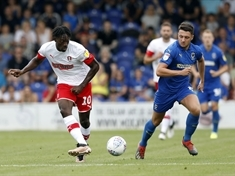On-the-whistle report: AFC Wimbledon 1 Rotherham United 2