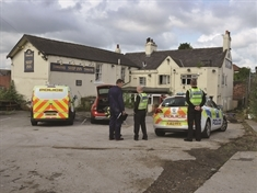 Fire at Kilnhurst pub where cannabis set-up discovered was 'accidental'