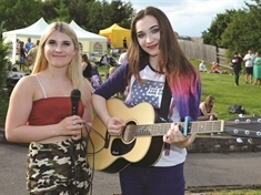 PHOTO GALLERY: Making some noise for carers at Crossroads festival