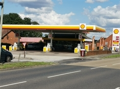 Bramley petrol station raiders break in through roof