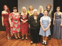 Musical night at Wath's Monty Hall for Mayor's Charities
