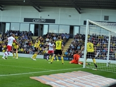 On-the-whistle report: Burton Albion 0 Rotherham United 1