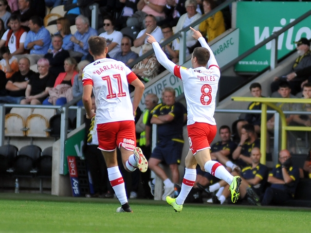 Magic Woody, Wiles denied, a fan on the pitch, a dinosaur inflatable, Warne's return and three precious points ... the story of Burton Albion 0 Rotherham United 1