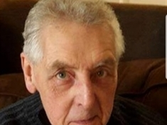 Body found in search for missing Brian Tomlinson (80)