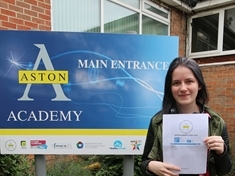 GALLERY: Hard-working students celebrate GCSE success