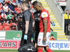 Rotherham United fear the worst as they prepare for Kyle Vassell injury verdict